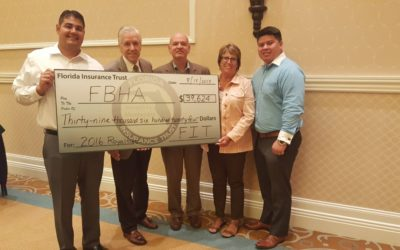 FIT exceeds expectations by donating over $39,000 to FBHA