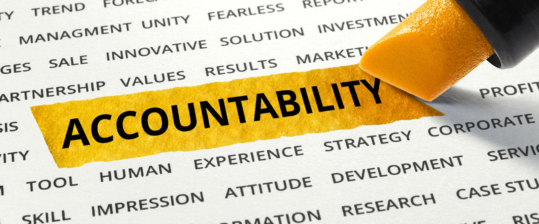 Ensuring accountability and vigilance in the non-profit sector